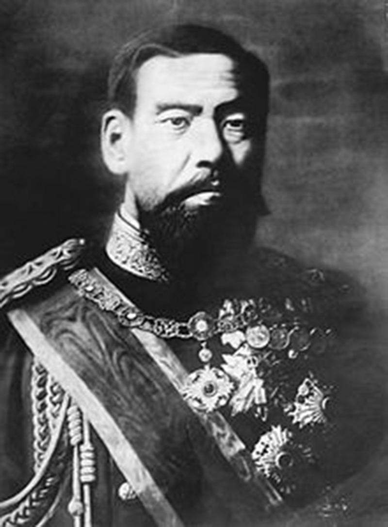 Japanese history -Meiji period, Meiji Emperor