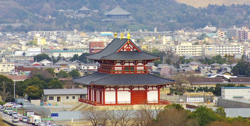 Japanese history -Nara period Todaiji