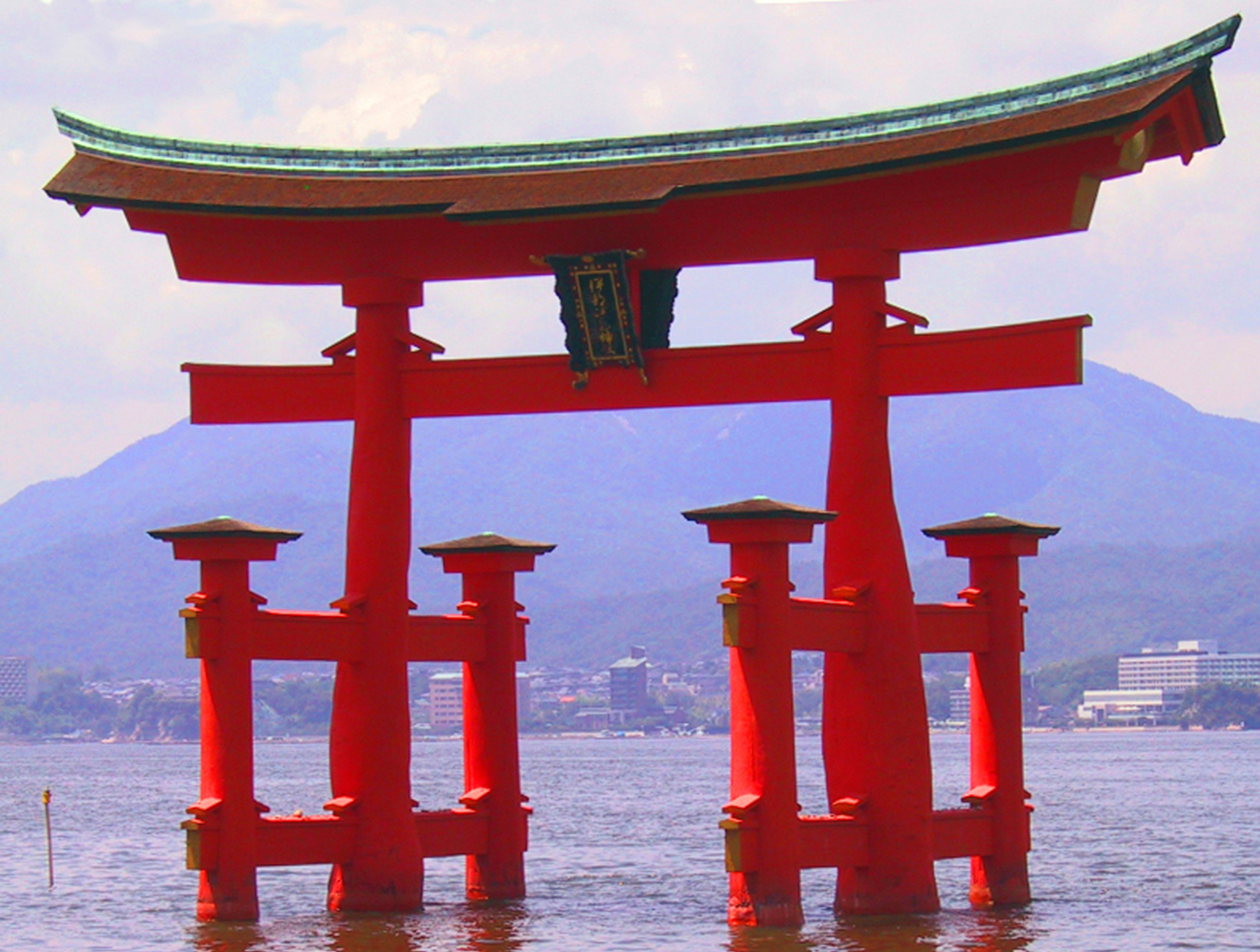 The torii and its meaning in the shinto religion hub japan for Japanese gates pictures