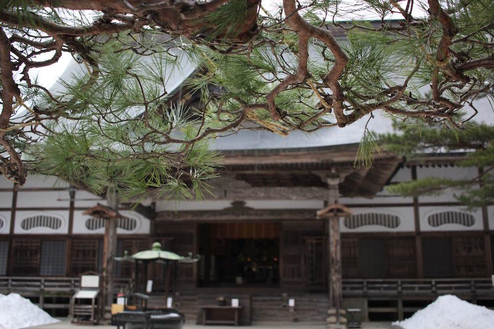 Chuson-ji in Iwate prefecture
