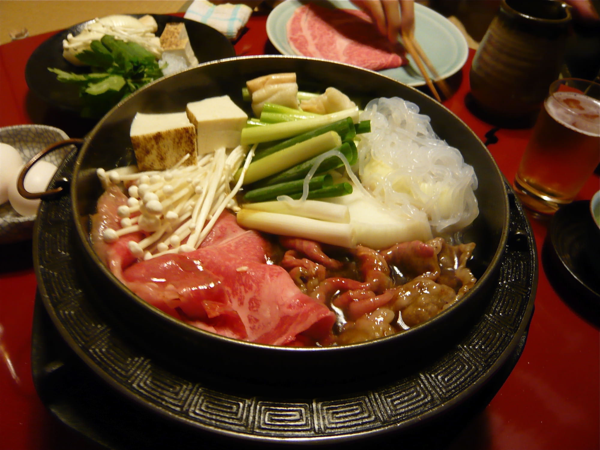 Best 10 Sukiyaki in Tokyo You Should Try At Least Once | Hub Japan