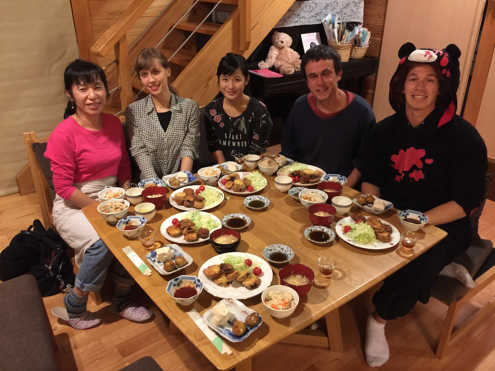 "Hida Cooking Class - ""Learn local food from local at local's house"""