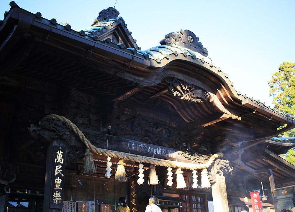 Takaosan Yakuoin Temple