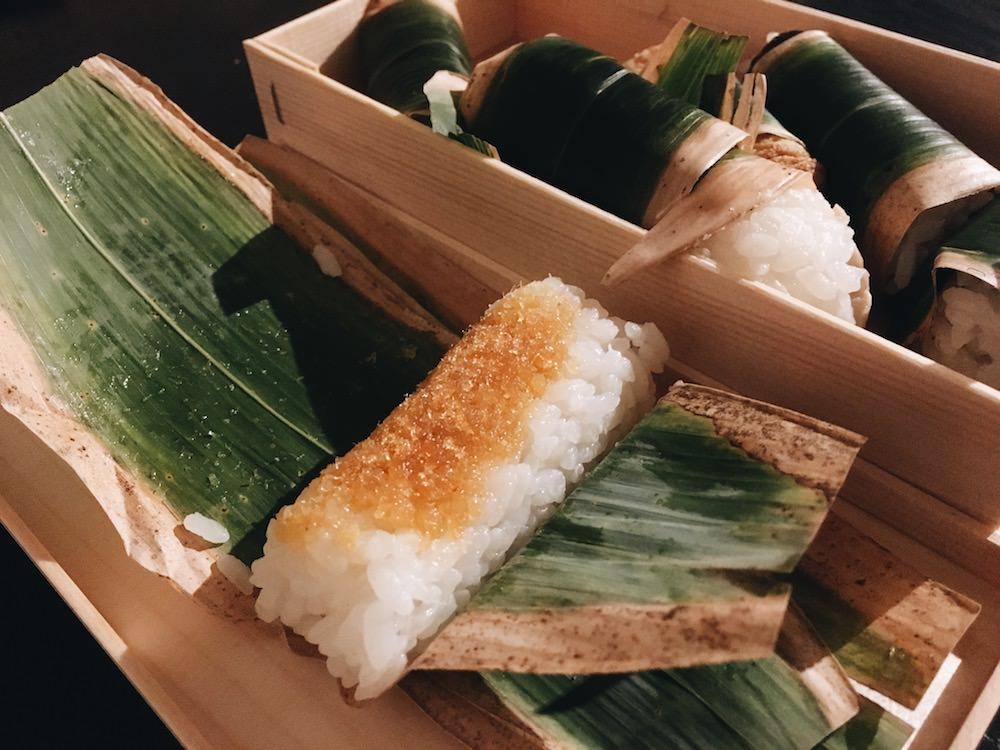 Sasamaki Kenuki Sushi - Oboro