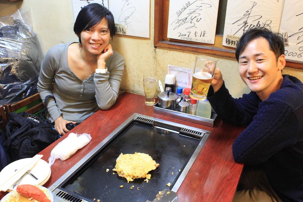 Agnes and Yuji