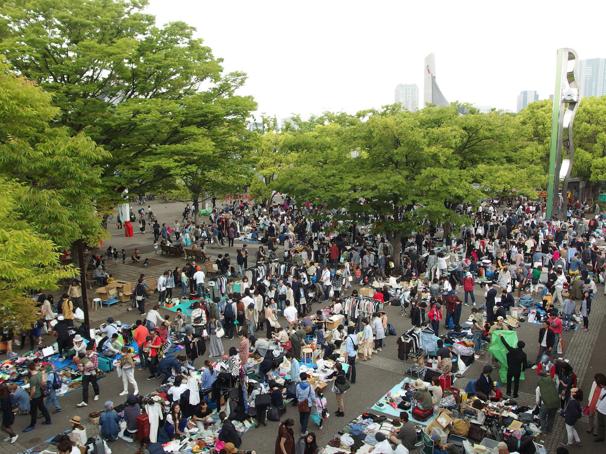 10 Best Flea Markets In Tokyo For Unique Bargain Shopping