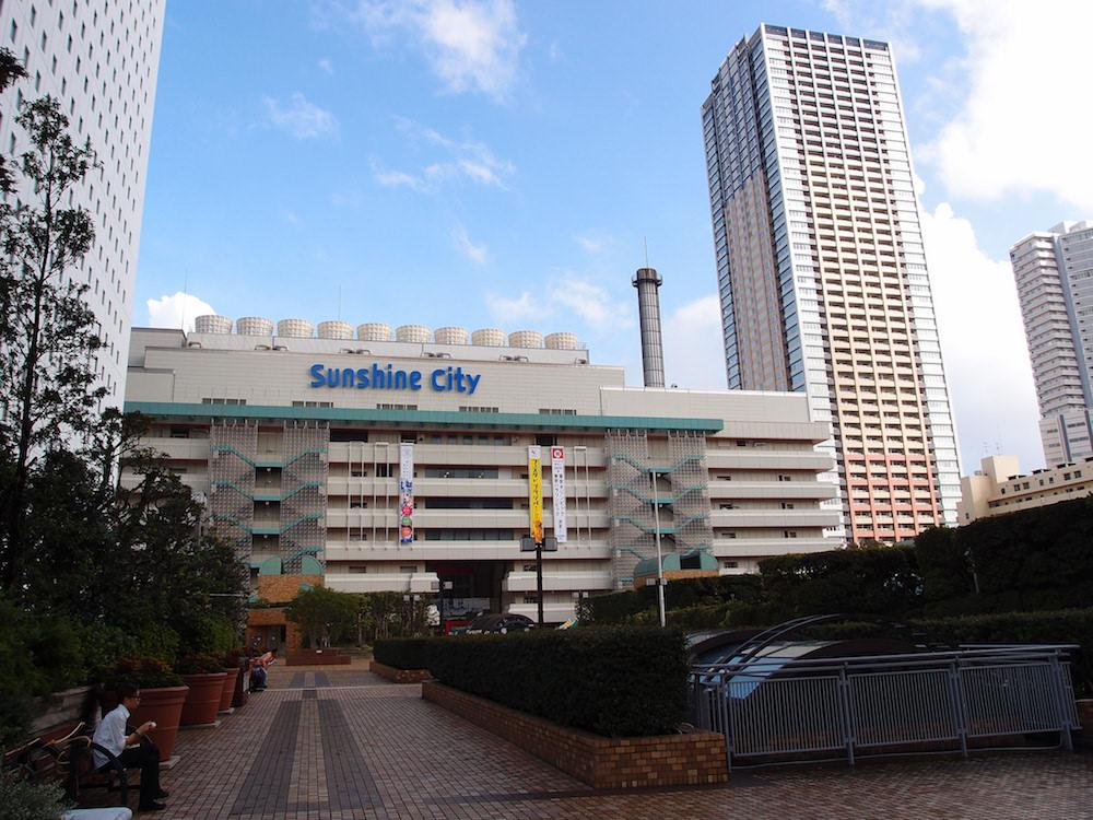 Ikebukuro Sunshine City
