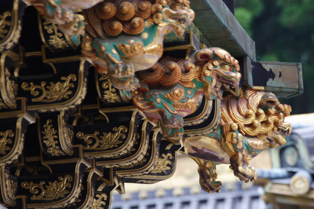 Nikko Toshogu Temple is a beautiful World Heritage site